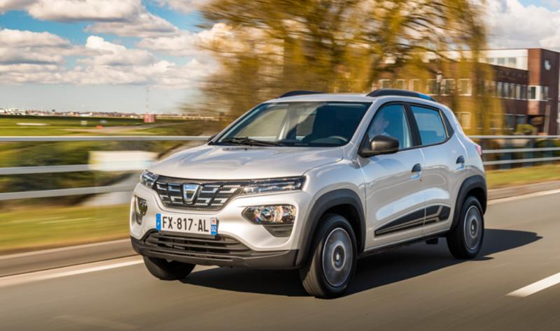 Stāsts: Dacia Spring padarīs elektroauto vēl pieejamākus
