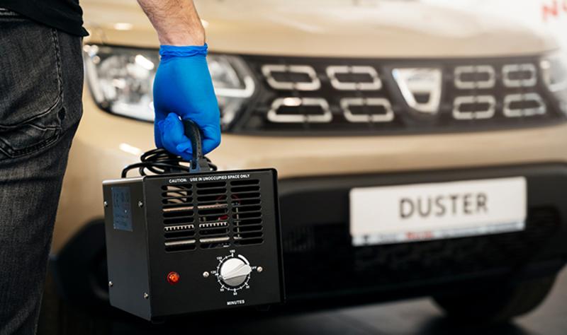 Auto salona kopšana vasarā - tīrībai, veselībai un auto vērtības saglabāšanai