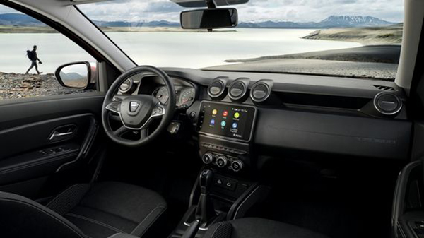 Dacia Duster NORDE