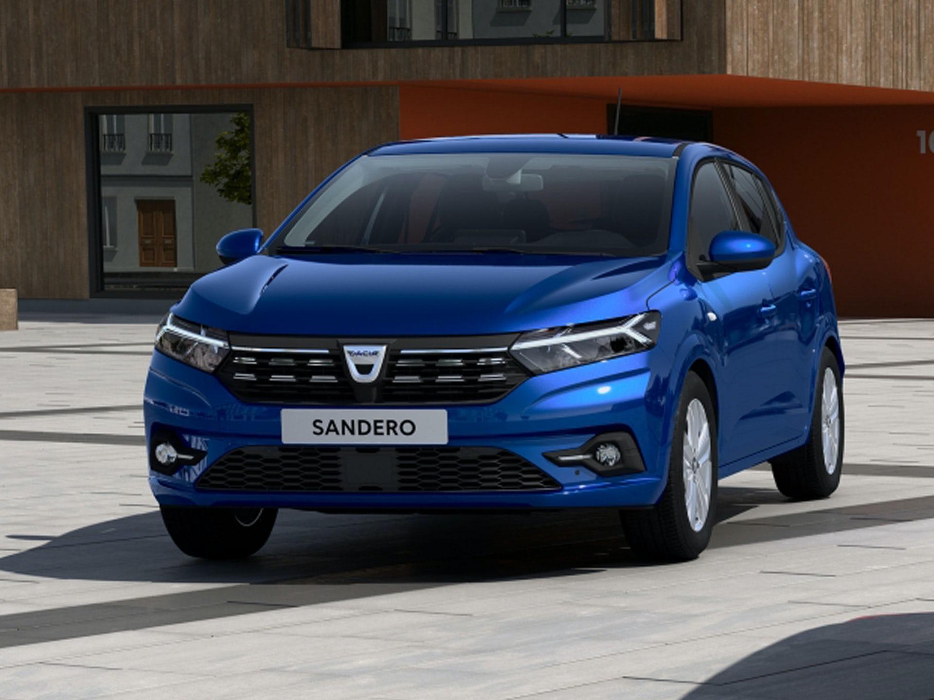 Dacia Sandero NORDE